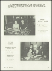 Page 67, 1955 Edition, Muncie Central High School - Magician Yearbook (Muncie, IN) online yearbook collection