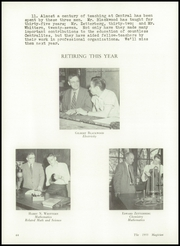 Page 68, 1955 Edition, Muncie Central High School - Magician Yearbook (Muncie, IN) online yearbook collection