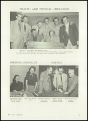 Page 71, 1955 Edition, Muncie Central High School - Magician Yearbook (Muncie, IN) online yearbook collection