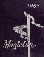 Page 1, 1958 Edition, Muncie Central High School - Magician Yearbook (Muncie, IN) online yearbook collection