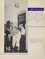 Page 10, 1958 Edition, Muncie Central High School - Magician Yearbook (Muncie, IN) online yearbook collection