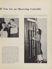 Page 17, 1958 Edition, Muncie Central High School - Magician Yearbook (Muncie, IN) online yearbook collection