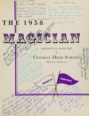 Page 5, 1958 Edition, Muncie Central High School - Magician Yearbook (Muncie, IN) online yearbook collection