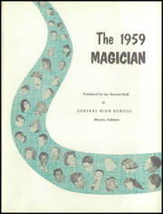 Page 5, 1959 Edition, Muncie Central High School - Magician Yearbook (Muncie, IN) online yearbook collection