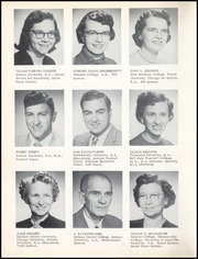 Page 12, 1957 Edition, Calumet High School - Chieftain Yearbook (Gary, IN) online yearbook collection