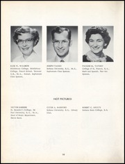 Page 14, 1957 Edition, Calumet High School - Chieftain Yearbook (Gary, IN) online yearbook collection