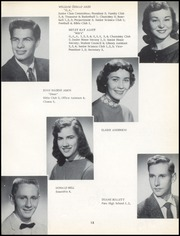 Page 17, 1957 Edition, Calumet High School - Chieftain Yearbook (Gary, IN) online yearbook collection