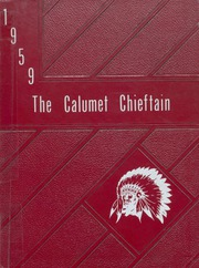 Page 1, 1959 Edition, Calumet High School - Chieftain Yearbook (Gary, IN) online yearbook collection
