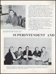 Page 10, 1959 Edition, Calumet High School - Chieftain Yearbook (Gary, IN) online yearbook collection
