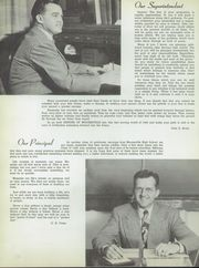 Page 10, 1949 Edition, Mooresville High School - Wagon Trails Yearbook (Mooresville, IN) online yearbook collection