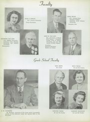 Page 12, 1949 Edition, Mooresville High School - Wagon Trails Yearbook (Mooresville, IN) online yearbook collection