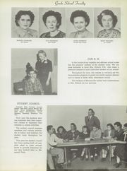 Page 13, 1949 Edition, Mooresville High School - Wagon Trails Yearbook (Mooresville, IN) online yearbook collection