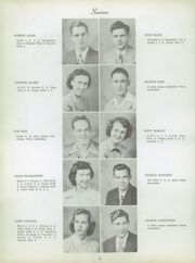 Page 16, 1949 Edition, Mooresville High School - Wagon Trails Yearbook (Mooresville, IN) online yearbook collection