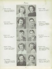 Page 17, 1949 Edition, Mooresville High School - Wagon Trails Yearbook (Mooresville, IN) online yearbook collection