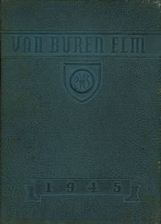 1945 Edition, Plainfield High School - Milestone Yearbook (Plainfield, IN)