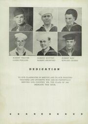 Page 6, 1945 Edition, Plainfield High School - Milestone Yearbook (Plainfield, IN) online yearbook collection