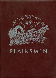 1949 Edition, Plainfield High School - Milestone Yearbook (Plainfield, IN)