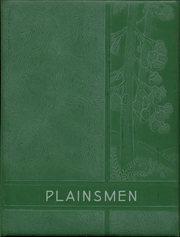 1954 Edition, Plainfield High School - Milestone Yearbook (Plainfield, IN)