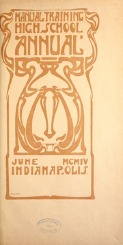 Page 9, 1904 Edition, Emmerich Manual High School - Ivian Yearbook (Indianapolis, IN) online yearbook collection