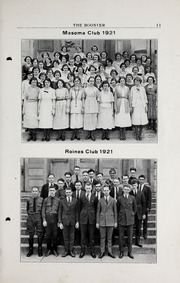 Page 13, 1921 Edition, Emmerich Manual High School - Ivian Yearbook (Indianapolis, IN) online yearbook collection