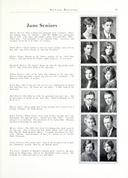 Page 13, 1930 Edition, Emmerich Manual High School - Ivian Yearbook (Indianapolis, IN) online yearbook collection