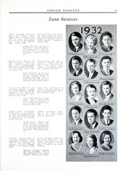 Page 17, 1932 Edition, Emmerich Manual High School - Ivian Yearbook (Indianapolis, IN) online yearbook collection