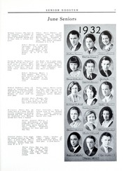 Page 9, 1932 Edition, Emmerich Manual High School - Ivian Yearbook (Indianapolis, IN) online yearbook collection