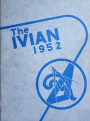 Page 1, 1952 Edition, Emmerich Manual High School - Ivian Yearbook (Indianapolis, IN) online yearbook collection