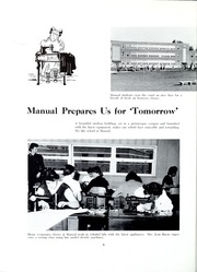 Page 12, 1956 Edition, Emmerich Manual High School - Ivian Yearbook (Indianapolis, IN) online yearbook collection