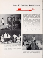 Page 12, 1958 Edition, Emmerich Manual High School - Ivian Yearbook (Indianapolis, IN) online yearbook collection