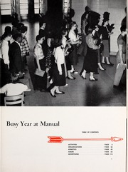 Page 9, 1958 Edition, Emmerich Manual High School - Ivian Yearbook (Indianapolis, IN) online yearbook collection