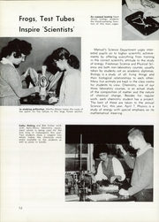Page 16, 1962 Edition, Emmerich Manual High School - Ivian Yearbook (Indianapolis, IN) online yearbook collection