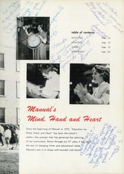 Page 7, 1962 Edition, Emmerich Manual High School - Ivian Yearbook (Indianapolis, IN) online yearbook collection