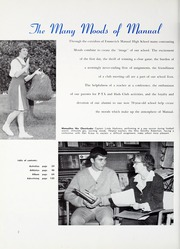 Page 6, 1965 Edition, Emmerich Manual High School - Ivian Yearbook (Indianapolis, IN) online yearbook collection