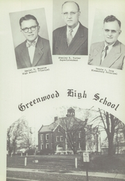 Page 11, 1952 Edition, Greenwood High School - Woodman Yearbook (Greenwood, IN) online yearbook collection