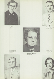 Page 13, 1952 Edition, Greenwood High School - Woodman Yearbook (Greenwood, IN) online yearbook collection