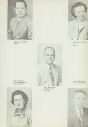Page 15, 1952 Edition, Greenwood High School - Woodman Yearbook (Greenwood, IN) online yearbook collection