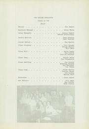 Page 7, 1952 Edition, Greenwood High School - Woodman Yearbook (Greenwood, IN) online yearbook collection