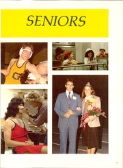 Page 13, 1981 Edition, Greenwood High School - Woodman Yearbook (Greenwood, IN) online yearbook collection