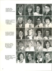 Page 16, 1981 Edition, Greenwood High School - Woodman Yearbook (Greenwood, IN) online yearbook collection