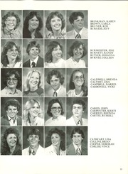 Page 17, 1981 Edition, Greenwood High School - Woodman Yearbook (Greenwood, IN) online yearbook collection