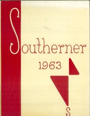 1963 Edition, Southside High School - Southerner Yearbook (Muncie, IN)