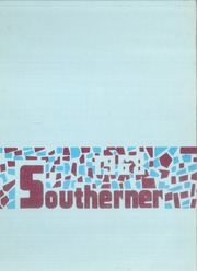 1968 Edition, Southside High School - Southerner Yearbook (Muncie, IN)