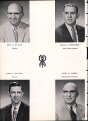 Page 10, 1957 Edition, Avon High School - Treasure Chest Yearbook (Danville, IN) online yearbook collection