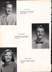Page 16, 1957 Edition, Avon High School - Treasure Chest Yearbook (Danville, IN) online yearbook collection