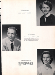 Page 17, 1957 Edition, Avon High School - Treasure Chest Yearbook (Danville, IN) online yearbook collection