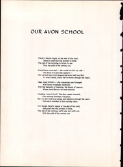 Page 6, 1957 Edition, Avon High School - Treasure Chest Yearbook (Danville, IN) online yearbook collection