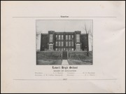 Page 10, 1917 Edition, Lowell High School - Lowellian Yearbook (Lowell, IN) online yearbook collection