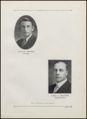 Page 13, 1927 Edition, Lowell High School - Lowellian Yearbook (Lowell, IN) online yearbook collection