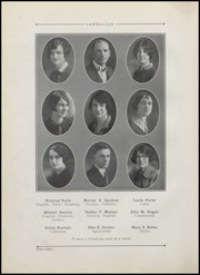 Page 14, 1927 Edition, Lowell High School - Lowellian Yearbook (Lowell, IN) online yearbook collection